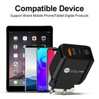 Fast Charging PD 20W Quick Charge USB Type C charger Mobile Phone Wall Chargers 2021