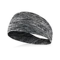 Bandeau absorbant Tête absorbant Sweat Bande Sweat Bandeau élastique pour cyclisme Sport Femmes Hommes MVI-ING YOGA Bands de cheveux