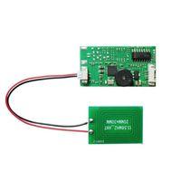 Acceso al lector de tarjetas de control Taidacent Módulo RFID inalámbrico 13.56 MHz 125KHZ DUAL FRECUENCIA ID ID 3.3V 5V 12V WIEGAND WG26 WG34 UART Serial RS