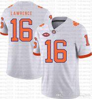 Mens Tom Brady Trevor Lawrence 9 Travis Etienne Jr. Clemsson Tigers NCAA American Football Jersey 97 Nick Bosa 7 Dwayne Haskins JR Jersey Xwe