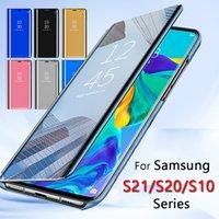 Cas pour Samsung Galaxy S21 Case S 21 Plus Ultra 5G S20 Fe S20Plus S20ULTRA Couverture de téléphone S10 E S10Plus S10E S21Plus S20FE Shell