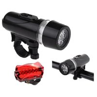 Waterproof Bike Bicycle Lights 5 LED Red Warn Bicycle Taillight Attract In Night Riding Battery Power Bike Taillight For Warn Accessories Lamp Motorcycle Lighting