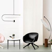 Pendant Lamps Nordic Simplicity Light Luxury Lights For Living Room Dining Furniture Restaurant Kitchen Decor LED Lighting