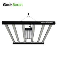 Büyümek Işıklar Hidroponia LED Işık Geeklight GeekBeast Pro 630 W LM301B LM301H Kapalı Kiti