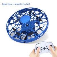Mini Hubschrauber UFO RC Drone Geste Infrarotsensor Flugzeug Anti Collision Uhr Fernbedienung Induktion Flying Childrens Spielzeug