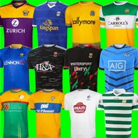 Taille S-5XL 21 22 Dublin Gaa Accueil Jersey de rugby 2021 2122 Caillimh Tipperary Áth Cliath David Treale Tom Connolly Shirts