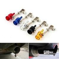 Verteiler Teile Universal Auto Turbo Sound Pfeife Schalldämpfer Auspuffleitung Auto Geänderter Gerät Zubehör S-XL Blow-Off-Ventilsimulator