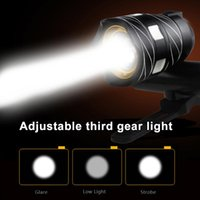 Bike Lights Bicycle T6 Led Mtb Rear&front 15000Lm Headlight Usb Rechargeable Super Waterproof Accessories