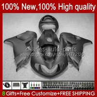 Fairings de OEM para Suzuki BLK SRAD TL-1000 TL 1000 R TL1000R Matte Preto TL-1000R 98-03 Bodywork 19HC.3 TL1000 R 98 99 00 01 02 03 TL 1000R 1998 2000 2001 2003 Kit de corpo