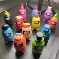 Entre nosotros diferentes estilos figuras modelo colección 8-12 cm carácter anime figura juguetes juguetes muñecas niño cumpleaños regalo