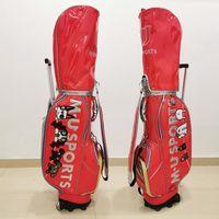 Мешок для гольфа Bracket сумка, водонепроницаемая ткань шариковая сумка 2021 износостойких ультра легких мужчин и женщин