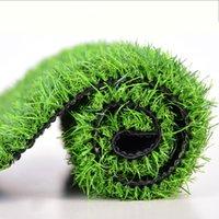Grama Mat Decorações Jardim Verde Artificial Lawns Pequenos Turf Tapets Falso Sod Home Musgo Para Decoração Do Casamento 841 B3