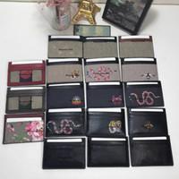 Classico cartoncino Casual Carta di credito Porta carte di vacchetta in pelle di vacchetta Ultra Slim Mens Portafoglio Portafoglio Coin Borsa per uomo Donne