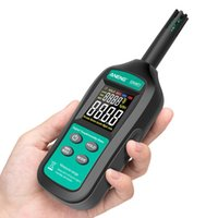 Zamanlayıcılar Akıllı Termometre Higrometre LCD Ekran Ölçer Dijital Sıcaklık Sensörü Nem Ölçer İç Mekan Açık için