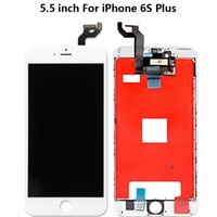 For iPhone 5C 5G 5S 6G 6S 7 8 Plus Touch Panels Used to repair phone display High quality Made in China Digitizer Replacement Assembly LCD screens