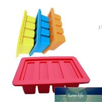 Moule de moules au beurre de silicone pour savon Bar Muffin Brownie Brownie Geakead Beesecake Pudding NHB7371