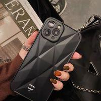 2021 Designer Custodie per telefoni cellulari per iPhone 12/11 / 11pro / 11pro max / xr xssax x / xs 7p / 8p7 / 8 / di alta qualità classica 2 colori