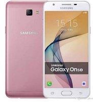 Remburbished Original Samsung Galaxy ON5 2016 G5520 4G LTE 듀얼 SIM 5.0 인치 1280 * 720 13MP 2GB + 16GB 옥타 코어 굴절 된 휴대 전화