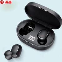 TWS Bluetooth Auriculares Auriculares inalámbricos para Xiaomi Redmi Cancelación de ruido Auriculares con micrófono Handfree Headphones