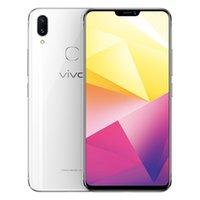 "Original vivo x21i 4G LTE Mobiltelefon 6 GB RAM 64GB 128GB ROM HELIO P60 Octa Core Android 6.28 ""24.0mp Fingerprint-ID Gesicht Smart Mobiltelefon"