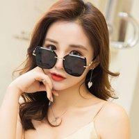 2020 Nouveaux Lunettes de soleil polarisantes pour femmes TR-90 Boîte à lunettes de soleil pour femmes