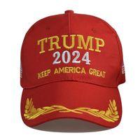 الولايات المتحدة الانتخابات الرئاسية كاب ترامب 2024 قبعة قبعة الكرة البيسبول قبعات رئيس ترامب تبقي أمريكا عظيمة سأعود snapbacks ذروتها كاب G3502