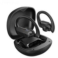 TWS Bluetooth Kulaklık Alev Solo Kulak Kablosuz 5.0 IPX7 Su Geçirmez Koşu Spor ECC Gürültü İptal Ile Kulakiçi