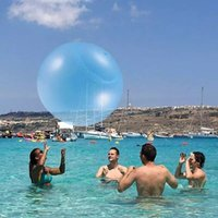 100 stücke 120 cm blase wasser ballon ball lustige spielzeug kugel erstaunlich super große gummi blase kugel aufblasbare spielzeug für kinder im freien