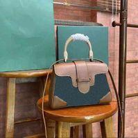 Womens Goya حقائب اليد المحافظ التسوق كبير حمل أكياس غويا الشاطئ pochette نايلون حقيبة اكسفورد جلد حقيقي أعلى جودة حقيبة يد السفر طوي