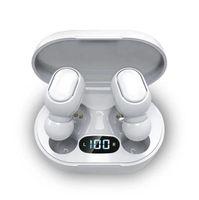 Новые Прибыл Наушники TWS Renaze Pro Всплывающие окна Bluetooth Наушники Авто Paring Беспроводной Зарядки Чехол Наушники