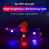 Night Flying Signal Lamp Navigation Light LED Flash Lights For DJI FPV Combo Mavic Air 2 Mini 2 Pro Zoom Phantom 3 4 FIMI Drone