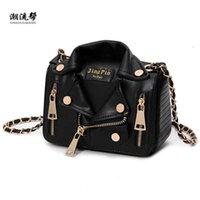 Brand Designer Motorcycle Chain Crossbody for Women Clothing Shoulder Non Jacket Bags Leather Luxury Handbags Bolsa Feminina
