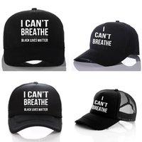 Moda beyzbol şapkası ben mektup baskı vizör kapaklar snapbacks erkekler kadınlar casquette mesh geri hip hop şapka şapka tasarım sunhat