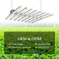 600w Spider 8 Bars Samsung LM281B+ full spectrum Led Grow Light for Indoor Plants