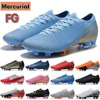 2022 Mercurial Pavor 13 Elite SE FG Футбол Степень Обувь избран 2 Лазерный Оранжевый Тройной черный CR7 Blue Hero Роскошные Футбольные Ботинки Мужчины Дизайнерские Кроссовки