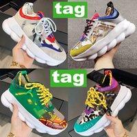 Yeni Yansıtıcı Yükseklik Reaksiyon Sneakers Erkek Kadın Rahat Ayakkabılar Beyaz Siyah Kırmızı Koyu Yeşil Sarı Çok Renkli Süet Leaopard Benekli Platform Sneaker 36-45