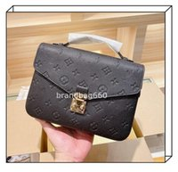 Designer Frauen Handtasche Messenger Bags Lederprägung Pochette Elegante Umhängetasche Crossbody Shopping Tote Brieftaschen