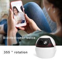 1080 P WIFI PTZ IP Kamera Mini Kablosuz CCTV HD Ev Güvenlik Kamera IR Gece Görüş LED Hareket Algılama Tüketici Kamera Kamera