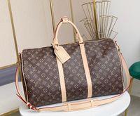 "LV ""Louis""Vitton Bag ""Vutton 남자 여행 가방 대형 스포츠 가방 디자이너 핸드백 더플 망 더플 배낭 야외 수하물 가방 AAA +"