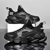 Summer 2021 New Men Platform Sneakers Breathable Heighten Fashion Casual Man Shoes Big Size White Tennis Zapatillas Hombre