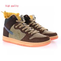 Top Quality Men Women Low Retro Casual Shoes Dunks Chunky UNC Toy Night of Mischief Kentucky Concepts Purple Bears Mens Womens Sport Trainer Chaussures