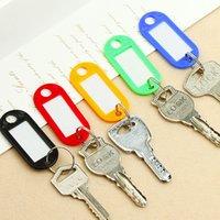 Anahtar etiket plaka anahtarlık halka otel plaka plastik asılı otel işareti anahtarlık
