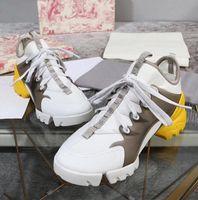 MENS المرأة عارضة الأحذية النيوبرين grosgrain الشريط d-connect أحذية رياضية الراحة السيدات التفاف حول المطاط الوحيد عارضة المشي اللباس أحذية