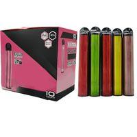 Bang XXL Dispositivo de cigarros descartáveis 800mAh Bateria de energia pré-preenchida 6ml pod 2000 puffs xxtra kits vape caneta vazia