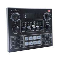 Soundkarten Bluetooth Professionelle Live-Karten-Reverb-Effekt-Kondensator-Stream-Set Studio-Aufnahmegerät