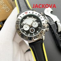 Top Brand Racing Sports Designer Watches Mechanical Men 2813 Automatic Movement Men's Watch 42MM Multi Functional Business Wristwatches Montre De Luxe Gift