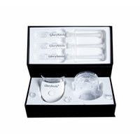 teeth whitening CE Approved Luxury Teeth Whitening Home Kit Private Label Cold Blue led Light Tooth Whitener Kits
