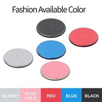 10W Fast Qi Wireless Chargers For iPhone 12 11 Pro Xs Max X Xr Charging Pad Universal Phone charger