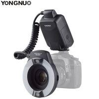 Yongnuo YN-14EX YONGNUO YN14EXL LED-Makro-Speedlite-Ring-Blitzlicht für 5D-Mark II 5D-Mark III 6D 7D 60D 70D 700D 650