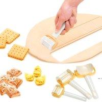3шт тесто резак DIY моделирование торта плесень инструмент тесто резак дизайн печенья резаки выпечки инструменты для выпечки инструменты печенье пельмени Shaper HWD5137